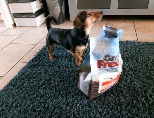 Nora kiest Welby Zalm zonder graan