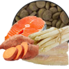 verse ingredienten graanvrij hondenvoer