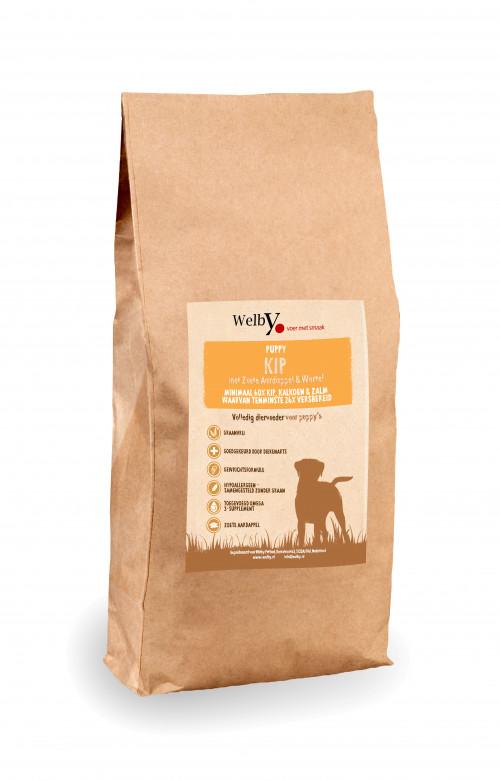 Welby Puppy hondenvoer graanvrij
